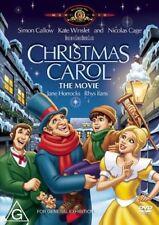 Christmas Carol: The Movie NEW R4 DVD