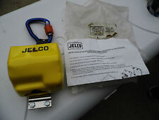 JELCO 6962-MP SELF RETRACTING 6 FOOT LANYARD WITH BACK MOUNT PLATE