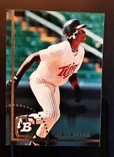 1994 Bowman Torii Hunter Rookie Card RC #104