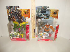 TRANSFORMERS AOE AGE OF EXTINCTION GRIMLOCK & HAMMER STRIKE SNARL LOT OF 2 NEW
