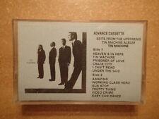 1989 ADVANCE PROMO CASSETTE TAPE-Tin Machine/David Bowie-EMI USA/CANADA E4-91990
