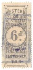 Western Australian Stamps