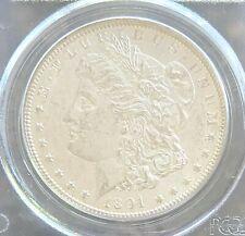 1891-CC Morgan Dollar, PCGS MS62PL, Old Green Holder