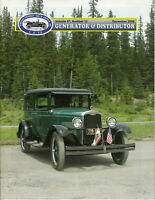 1928 Imperial Landau - Generator & Distributor Magazine Volume 47, #12 DEC 2008
