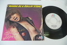 NADINE EXPERT 45T I WANNA BE A ROLLIN' STONE / PLAY THE GAME OF LOVE.SEXY COVER.