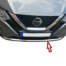 Acero inoxidable cromo barra parachoques para nissan qashqai II Facelift | a par...