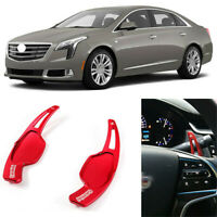 Alloy Add-On Steering Wheel DSG Paddle Shifters Extension For Cadillac XTS 13-18