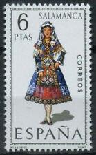 Spain 1970 SG#2010 Salamanca Provincial Costume MNH #D4961