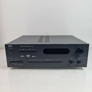NAD T760Surround Sound Hi-Fi Audio Video Receiver Amplifier, Tested and Working