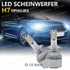 Philips 180W 18000LM H7 LED Scheinwerfer Birnen Headlight Leuchte Lampen CANBUS