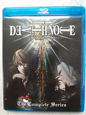 New listing Death Note The Complete Series Blu-Ray *Free Shipping*
