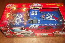 STACY COMPTON #86 ROYAL CROWN AUTOGRAPHED RACING CHAMPIONS TRUCK #25 1:24 (50)