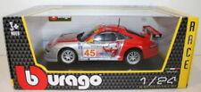 Modellini statici di auto da corsa sportive e turistiche Burago pressofuso Scala 1:24