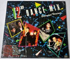 "Philippines 12"" DANCE MIX (EXTENDED VERSIONS) Pet Shop Boys, Arcadia LP Record"