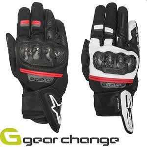 Alpinestars Rage Drystar Waterproof Motorcycle Gloves