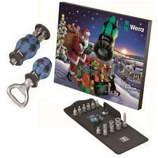 Wera Adventskalender 2020 Schraubendreher Bit Werkzeug Set Advent 05136601001