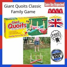 Giant Quoits Classic Family Game Garden Indoor Outdoor Party Fun Playing Games