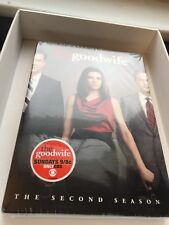 The Good Wife: The Second Season (DVD, 2011, 6-Disc Set) Season 2 NEW /  Sealed