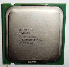 Intel Pentium 4 CPU 541 HT Technology 1M Cache 3.20 GHz 800 MHZ SL9C6 Processor