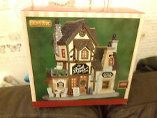 LEMAX VILLAGE COLLECTION BRICK OVEN CAFE NEW BOXED 2016 65096
