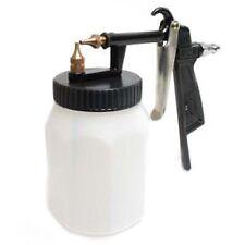 EZE SIPHON SPRAY GUN MODEL TB-02P SPRAYS STAIN PAINT ADHESIVES SIPHON SPRAYER