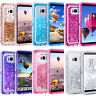 360° Liquid Glitter Quicksand Protective Shockproof Case Cover fo Samsung Galaxy