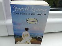 BUCH BESTSELLER DAS HAUS IN DEN WOLKEN JUDITH LENNOX TASCHENBUCH BOOK PIPER !!!!