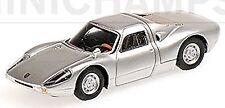 Porsche 904 Carrera GTS coupé 1963-65 plata plata metálico 1:87