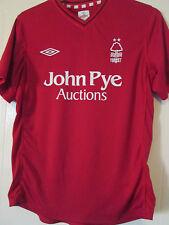 Nottingham Forest 2012-2013 Home Football Shirt Tamaño Mediano / 39870