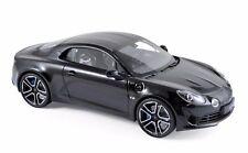 NOREV 1:18 AUTO DIE CAST ALPINE A110 PREMIERE EDITION 2017 BLACK NERO ART 185138