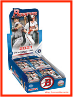 2021 Bowman Baseball | HOBBY BOX | Sealed | In Hand | Topps | Autographs