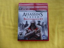 Assassin's Creed: Brotherhood (Sony PlayStation 3, 2010)  NEW