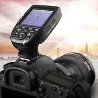 Godox xpro-S 2.4G Transmitter Wireless Flash/Studio Flash Trigger for Sony DSLR