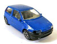 Bburago Fiat Punto 1/43 Italy Vintage Toy Car Diecast M645