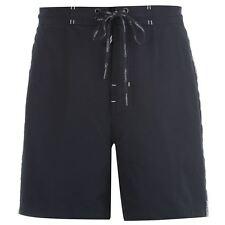 """Calvin Klein Herren Marineblau L Schwimmen Shorts Bnwt Med 17"""" Länge Board Schwimmen One"""