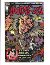 HYDE 25 # 0 (HARRIS COMICS, 1st VAMPIRELLA IN COLOUR RePrint, 1995), FN
