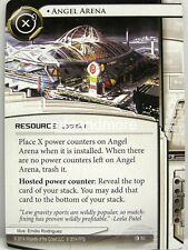 Android Netrunner LCG - 1x Angel Arena  #080 - Up and Over