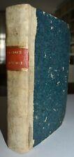 CICERONE - ediz. 1761 - EPISTOLE FAMIGLIARI