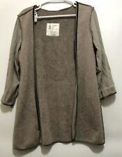 """London Fog Beige Jacket Lining Wardrobe Leverage TV Show Labeled """"Milone"""""""