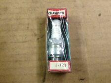 New Champion J-12Y Spark Plug - QTY 2