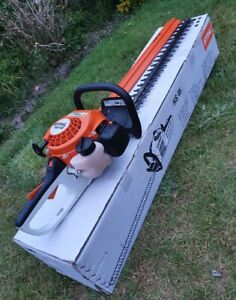 STIHL HS45 24'' DOUBLE SIDED CUT PETROL HEDGE TRIMMER / CUTTER