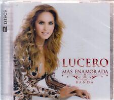 NEW- Lucero Mas Enamorada Con Banda 602567543749 SHIPS NOW!