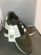Adidas Summer Runner I-5923 Brown White Stripes Men's Size 10 D97211 New w/Tags
