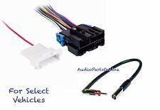 Car Radio Wire Harness Antenna Adapter for some 1995-2002 GMC Sierra Yukon w/Amp