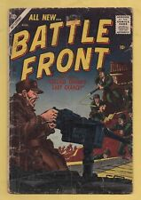 Battlefront #48 Colan, Sinott, Crandall Aug 1957, Marvel, 1952 Series GD