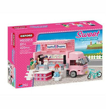 Oxford Hs33914 Baskin Robbins Block Brick Br Sweet Ice Cream Truck , 420 Pcs