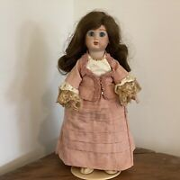 """14"""" French Steiner Reproduction bisque head Doll A9"""