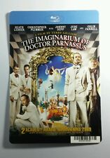 THE IMAGINARIUM OF DOCTOR PARNASSUS MOVIE MINI POSTER BACKER CARD (NOT a movie )