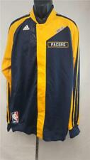 New Indiana Pacers Mens XL+4 On Court Pre Game Player Jacket $130