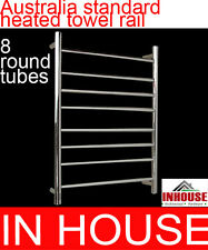 Heated Towel rail - 8bars-800HX600WX115Dmm